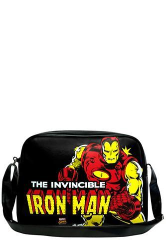 LOGOSHIRT Krepšys su coolem Iron Man-Frontdruck ...