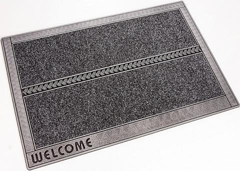 CARFASHION Durų kilimėlis »SE Clean Palace« recht...
