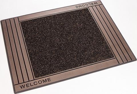 CARFASHION Durų kilimėlis »SE Clean Plaza« rechte...
