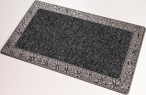 CARFASHION Durų kilimėlis »UC Clean Bloomy« recht...