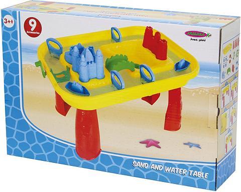 JAMARA Sand- ir Wasserspieltisch » KIDS Castl...