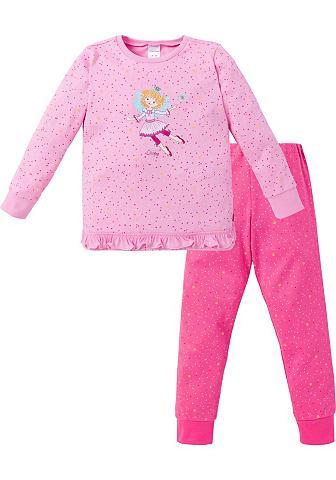 SCHIESSER Mädchen Lillifee pižama ilgis
