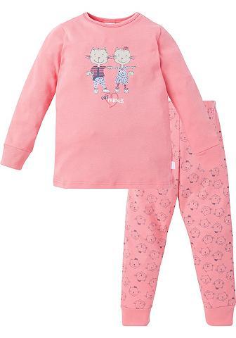 SCHIESSER Mädchen pižama