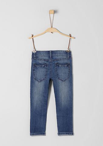 S.OLIVER JUNIOR Brad: Superstretch-Jeans dėl Jungen