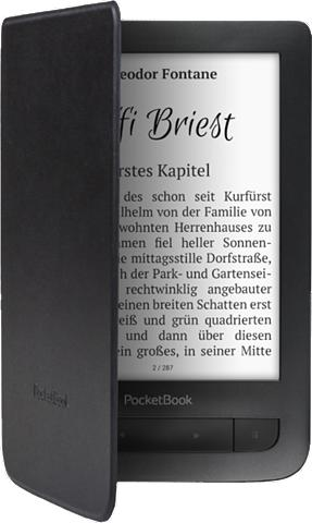 POCKETBOOK EBook-Reader »Basic Touch 2 su Cover«