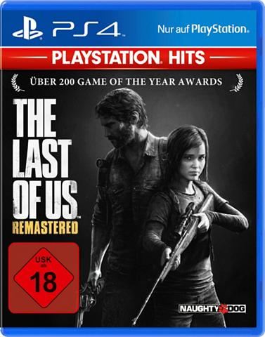 PlayStation 4 The Last of Us Remastered Software Pyr...