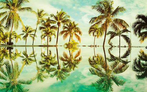 KOMAR Vlies fototapetas »Key West« 400/250 c...