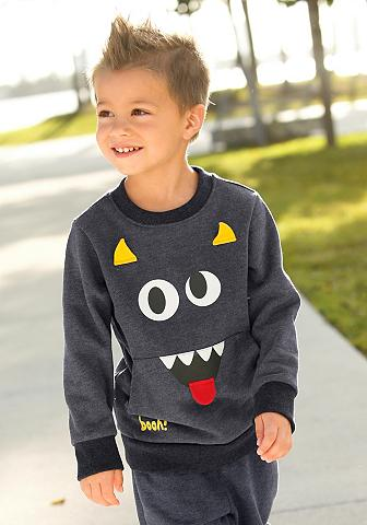 ARIZONA Sportinio stiliaus megztinis »Monster«...