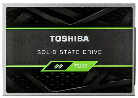 TOSHIBA SSD intern »TR200 240GB 25 SSD SATA II...