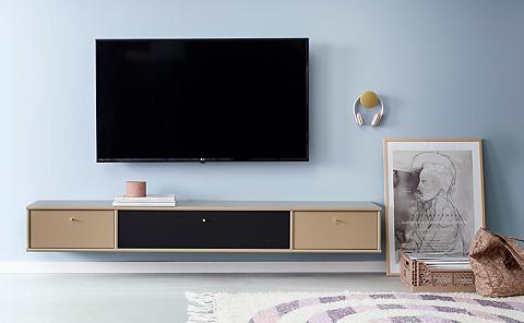 HAMMEL ® TV staliukas »MISTRAL« su 1 Stoffkla...