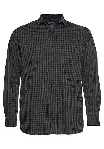 S.OLIVER RED LABEL Languoti marškiniai »MEN BIG SIZE«