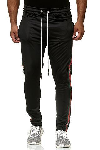 RUSTY NEAL Sportinio stiliaus kelnės su madingas ...