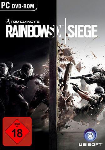 UBISOFT Tom Clancys Rainbow Six Siege PC
