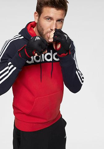 ADIDAS Sportinis megztinis su gobtuvu
