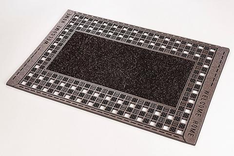 CARFASHION Durų kilimėlis »GC Clean Rusty XL« rec...