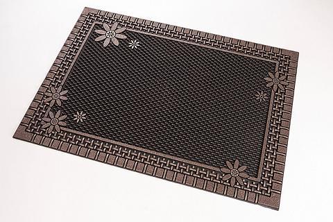 CARFASHION Durų kilimėlis »DA Clean Rotan« rechte...