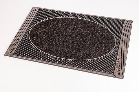 CARFASHION Durų kilimėlis »DC Clean Ellipie« rech...