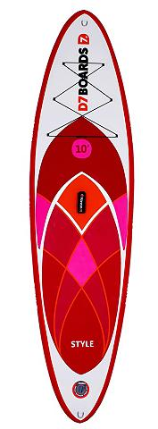 D7 Inflatable SUP-Board »10.0 Style« (...