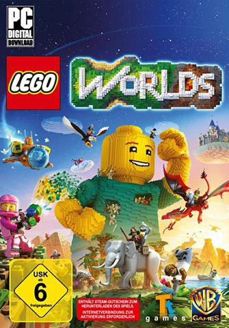 WARNER BROTHERS Lego Worlds PC