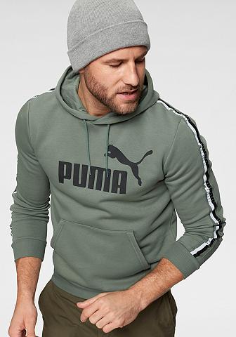 PUMA Sportinis megztinis su gobtuvu »TAPE H...