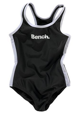 BENCH. Maudymosi kostiumėlis su logotipas
