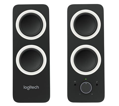 LOGITECH Z200 Procesorius Speakers »Voller Ster...