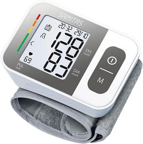Handgelenk-Blutdruck-Messgerät su Warn...