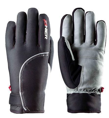 ZANIER Herren-Langlauf-Handschuh PrimaLoft® I...