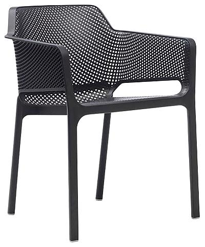 BEST Poilsio kėdė »Ohio« plastikas stapelba...