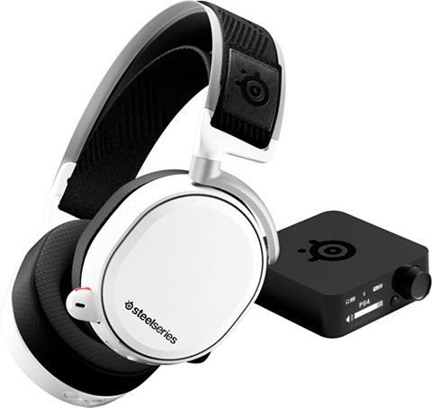 SteelSeries »Arctis Pro Wireless White« Gaming-Hea...