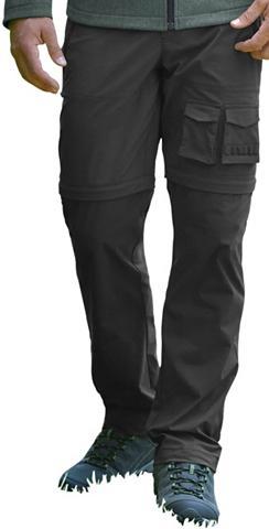 CATAMARAN Kelnės su praktischen abzippbaren Hose...