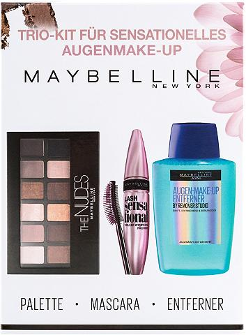 MAYBELLINE NEW YORK Augen-Make-Up-Set »Lash Sensational Ki...