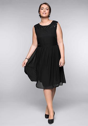 SHEEGO STYLE Šifoninė suknelė