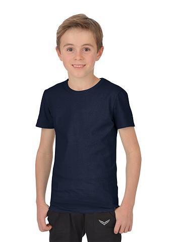 TRIGEMA Marškinėliai iš medvilnė-elastanas