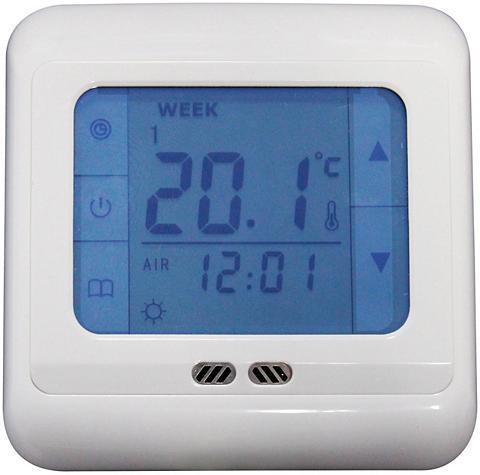 RÖMER Infrarot Heizsysteme termostatas...