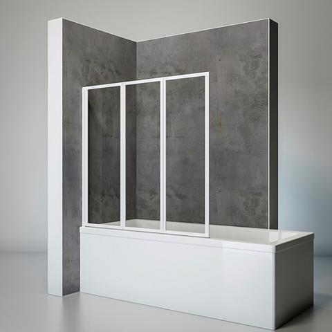SCHULTE Komplektas: Vonios sienelė »Komfort« 3...
