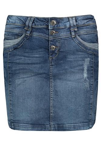 SUBLEVEL Džinsinis sijonas