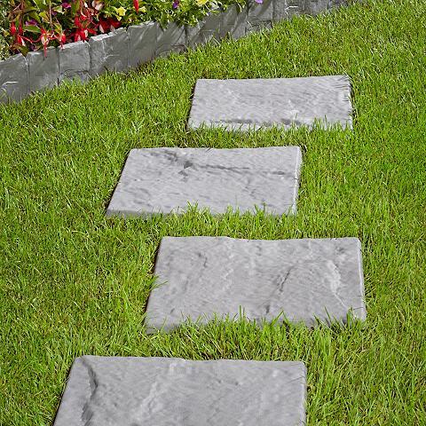 Rinkinys: Kunststoff-Fliesen »Stone« 3...