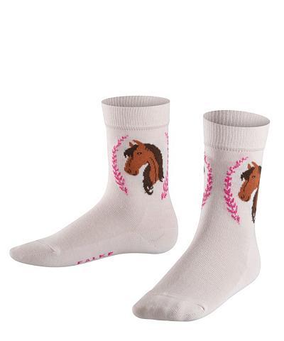FALKE Kojinės Horse (1 poros)