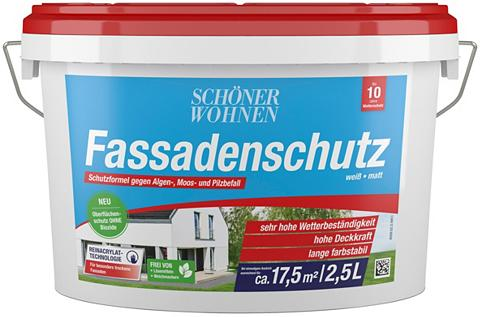 SCHÖNER WOHNEN FARBE Gražus WOHNEN FARBE Fassadenweiss »Fas...