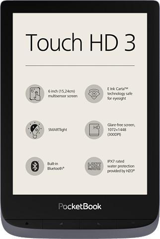 PocketBook EBook-Reader »Touch HD 3«