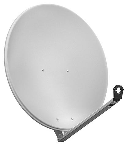 Goobay 80 cm Alu »-Satellitenspiegel«
