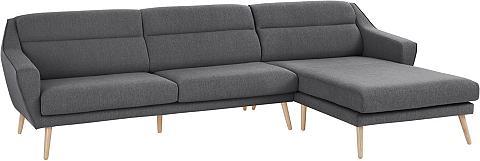 Andas Kampinė sofa »Bille« su Naht im ...