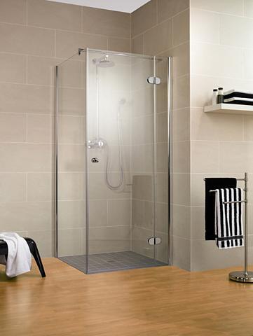 SCHULTE Komplektas: Kampinės dušo durys »Maste...