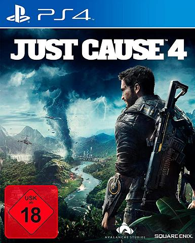 SQUARE ENIX Just Cause 4 PlayStation 4