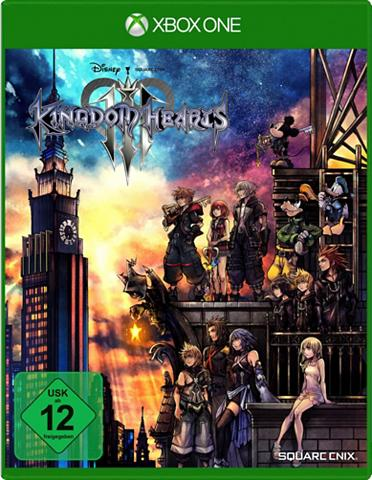 SQUARE ENIX Kingdom Hearts 3 Xbox One