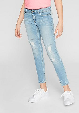 CHIEMSEE Kelnės su 5 kišenėmis
