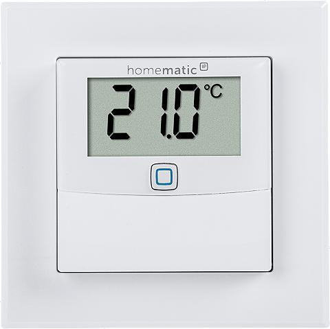 Homematic IP Smart Home »Temp.-& Luftfeuchtigkeitss...