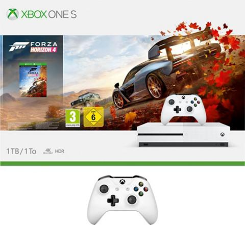 XBOX ONE S 1 TB (Bundle ir Forza Horizon 4 + 2....
