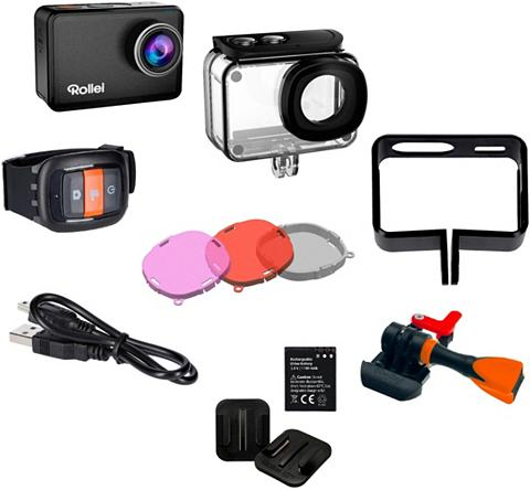 ROLLEI »560 Touch« Action Cam (4K Ultra HD WL...